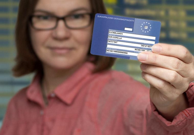 Eurooppalainen Sairasvakuutuskortti