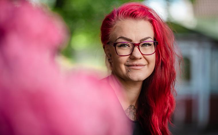 Anni Salminen.