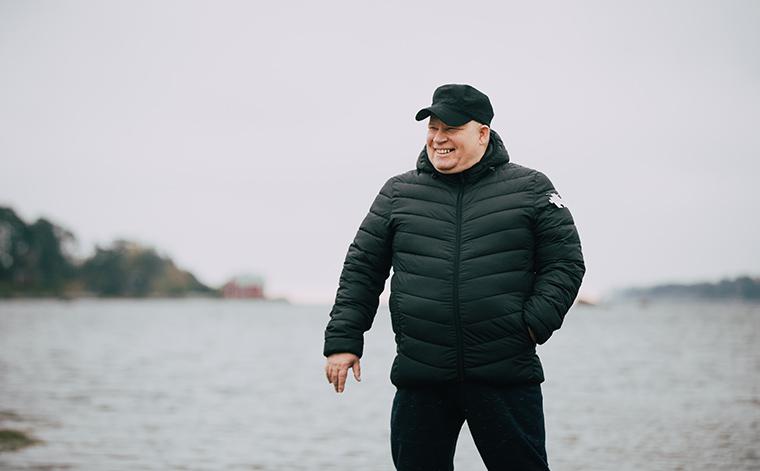 Matti Salomäki.