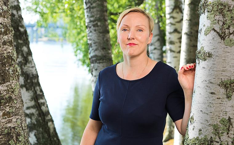 Mira Matikka.